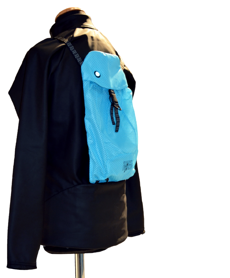ITechStyle Jacket with Backpack